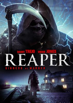 Reaper Poster