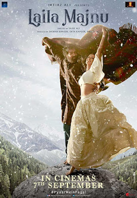 poster Laila Majnu 2018 Hindi HD 1080p