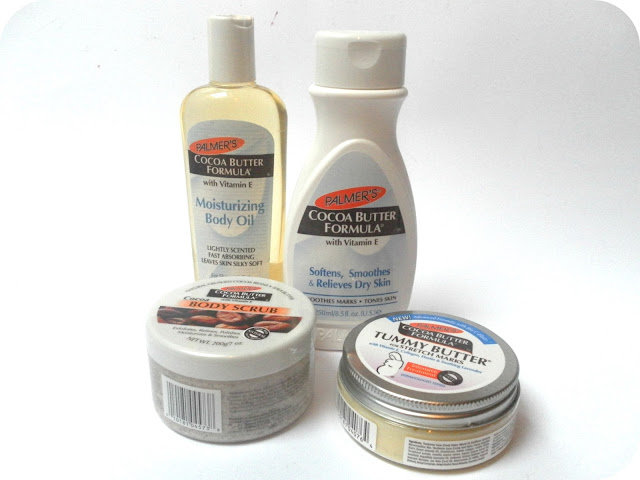Palmer's Body Care Range