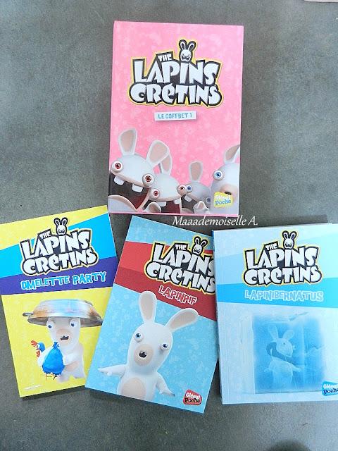 Les Lapins Crétins - Le Coffret 1