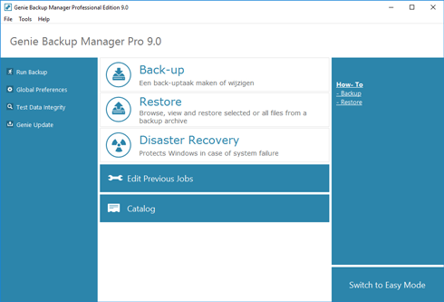 Genie Backup Manager 9 Full Version