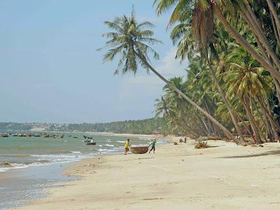 Mui Ne spiaggia