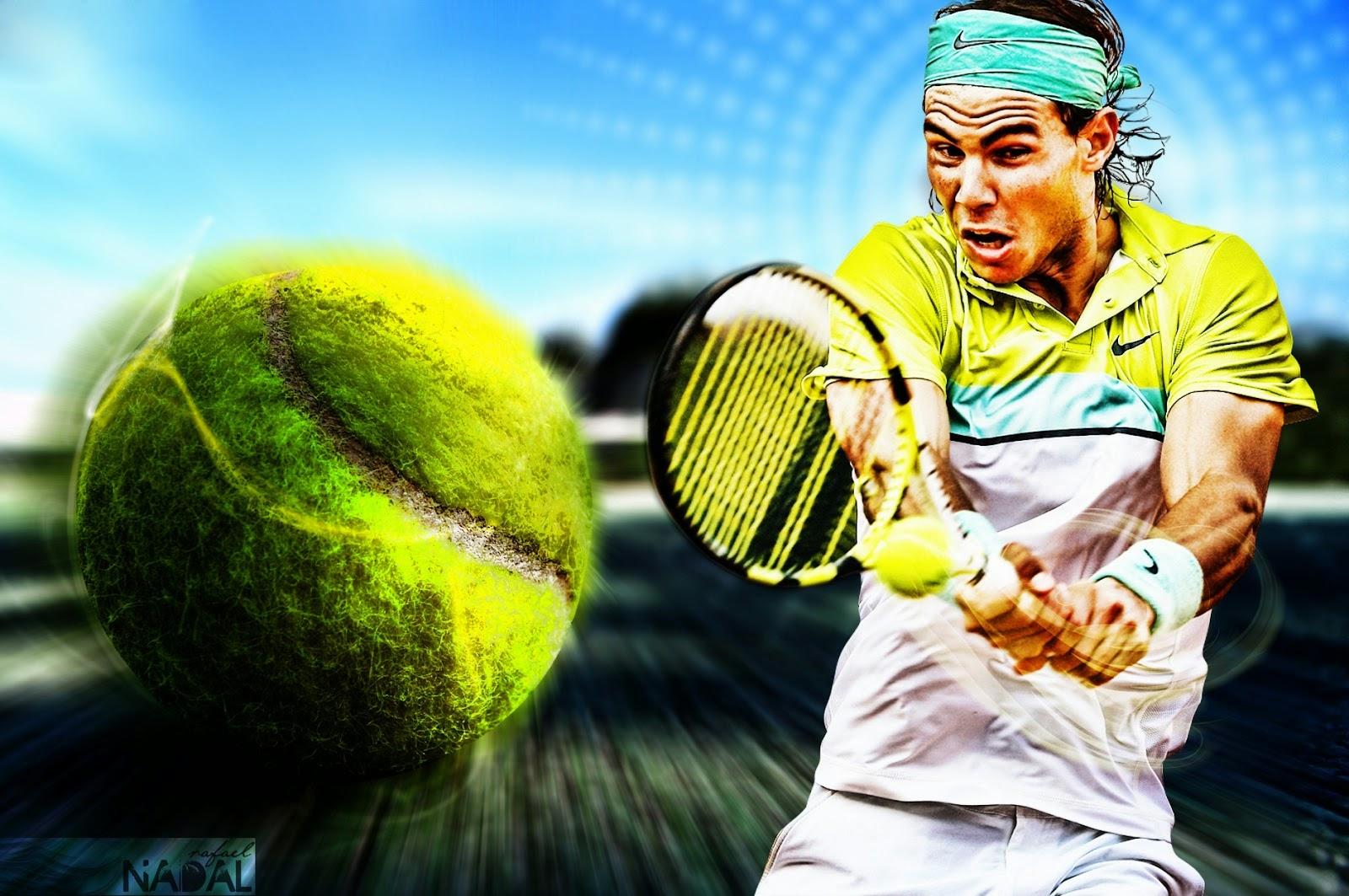 Nadal Hd: Rafael Nadal New HD Wallpaper 2014