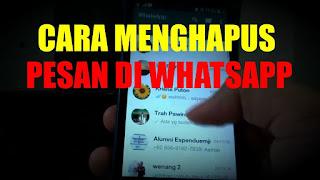 WA atau kependekan dari Whatsapp merupakan aplikasi yang dapat digunakan pada android atau Cara Menghapus Chat WA Secara Keseluruhan Agar HP Tidak Lemot