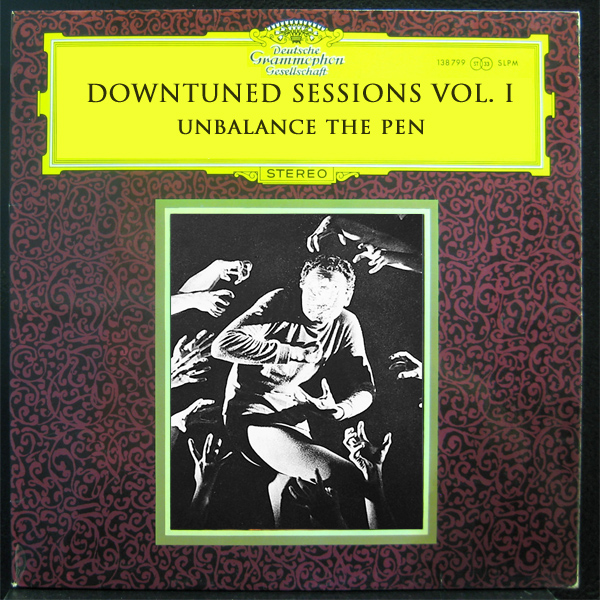[Compilation] Downtuned Sessions Vol.1 - Unbalance The Pen