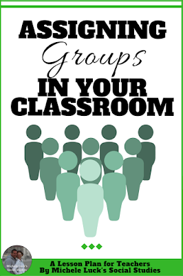 How to assign groups effectively can be a great challenge in the middle or high school classroom. Use these great tips and ideas to make your collaborative class activities and lessons run smoothly! I love the response group ideas! #teaching #groups #students #lessons #middleschool #highschool