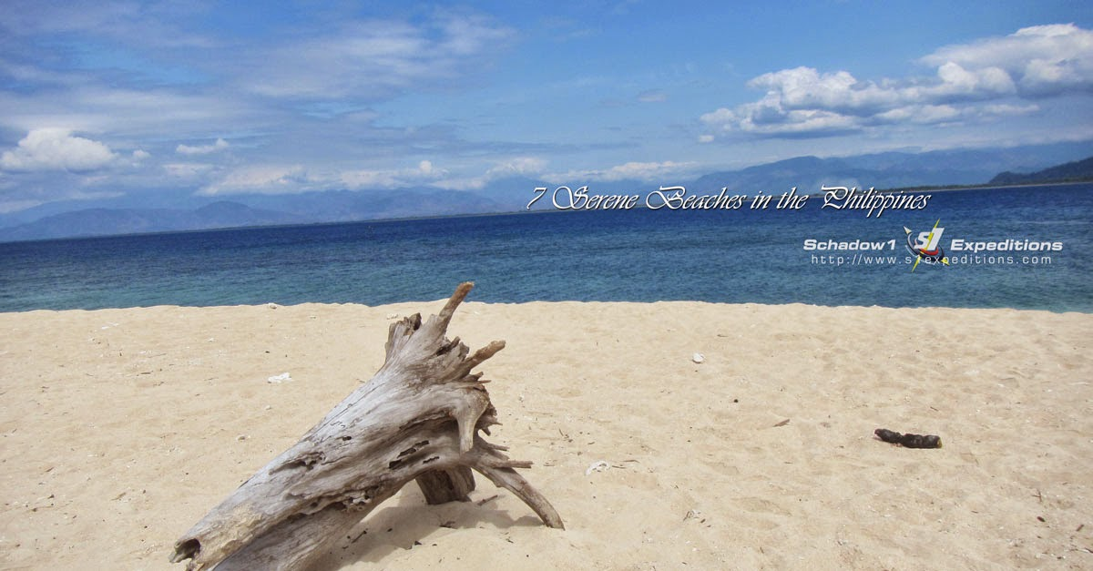 7 Serene Beaches in the Philippines - Schadow1 Expeditions