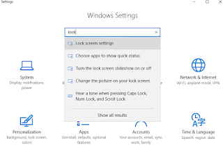 cara mengganti password di windows 10