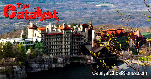 Catalyst Ghost Story Archive - Mohonk Mountain House‎ - Angie Speranza