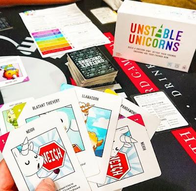 Настольная игра Unstable Unicorns