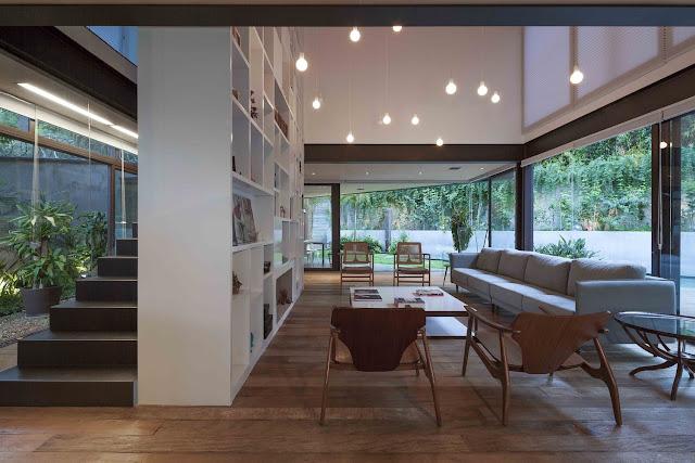 A home in São Paulo, Brazil