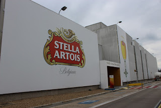 Clothes & Dreams: Leuven loving: visiting the Stella Artois brewery