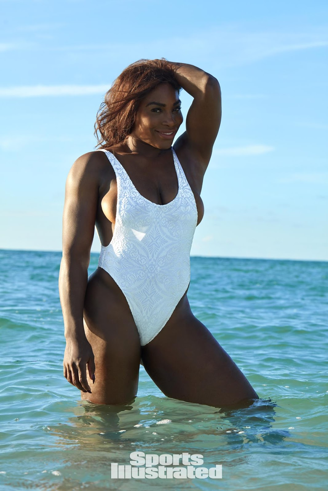 Serena Williams in Sports Illustrated Swimsuit Issue
