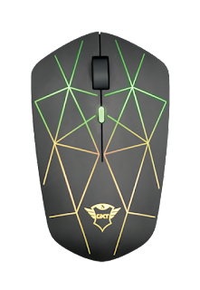 TUST 22625 MOUSE GXT 117 GIOCO WIRLEESS RICABICABILE