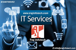 Best IT Service Provider in Ahmedabad - Traj Infotech