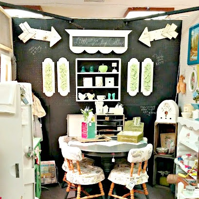 Antique Booth Update - Moving to a Larger Space!