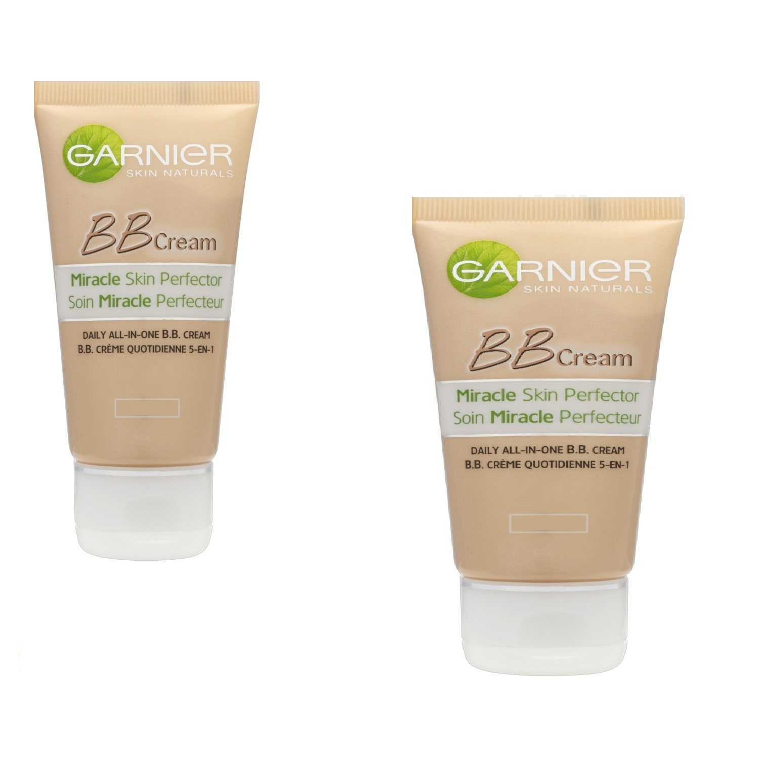 Review Kosmetik Terlengkap: Garnier BB Cream Miracle Skin