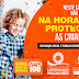 PREFEITURA PROMOVE CAMPANHA CONTRA O ABUSO E TRABALHO INFANTIL
