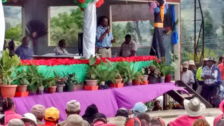 Simbu Governor  wants  fight against cancer seriously addressed