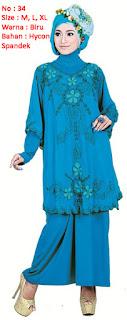 SALE 65% | Baju Gamis | Gamis Syar'i | Baju Muslim 34