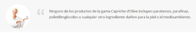 Capriche-Olive