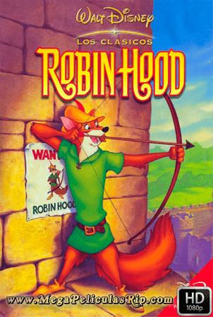 Robin Hood (1973) [1080p] [Latino-Ingles] [MEGA]