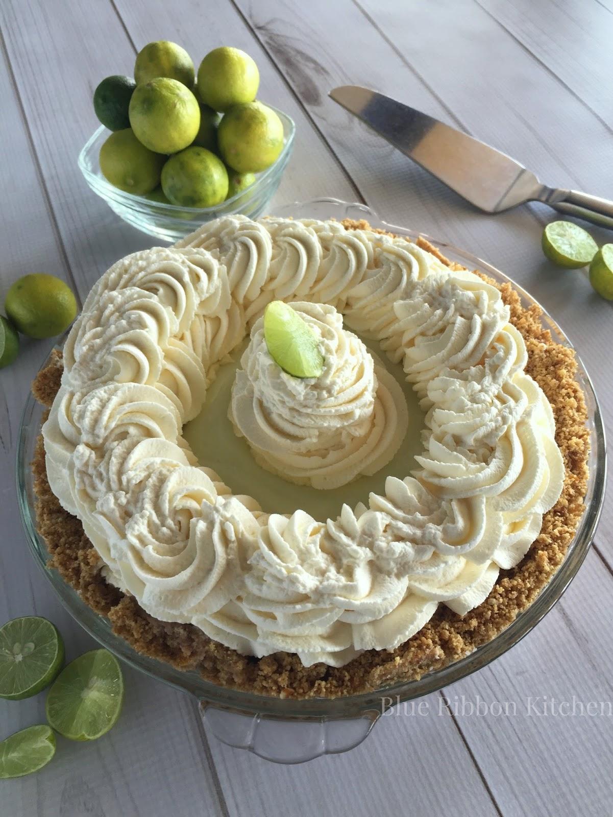 Blue Ribbon Kitchen Individual Margarita Key Lime Pies