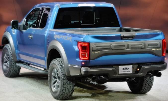 2017 Ford F 150 Raptor Release