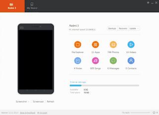 Cara Flash Xiaomi Redmi 3 Via Mi Flash (Saya Jamin 100% Sukses)