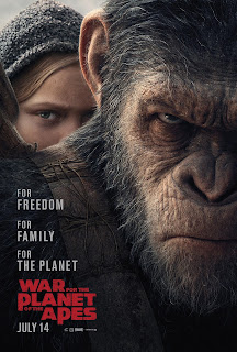 War for the Planet of the Apes - Terceiro Poster & Terceiro  Trailer