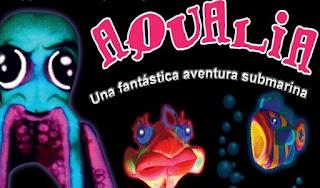 Teatro Cafam Presenta: AQUALIA: Teatro negro, música y color