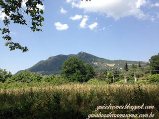 monte soratte guia turismo roma - Monte Soratte - bate-e-volta de Roma