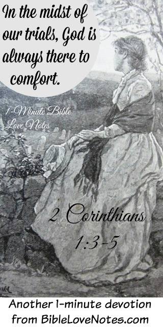 Bitter or Better -2 Corinthians 1:3-5