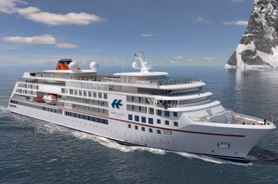 Hapag-Lloyd Cruises New 5-Star Expedition Vessel