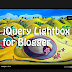 Add a Custom jQuery Lightbox To Blogger