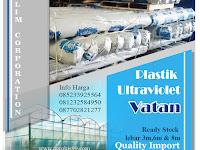 Jual Plastik UV Import Merk Vatan Dari Istanbul Turki