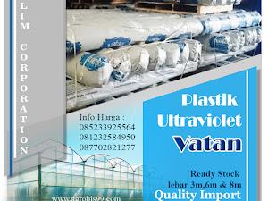 Jual Plastik Uv Import Brand Vatan Dari Istanbul Turki