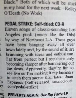 Razorcake Magazine Highland Park Los Angeles Music Review
