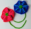 Flower Knitting Pattern