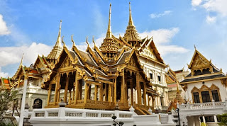Grand Palace Bangkok | Paket Tour Bangkok Pattaya