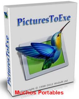 PicturesToExe Portable