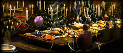Harry Potter e la Pietra Filosofale: Natale a Hogwarts