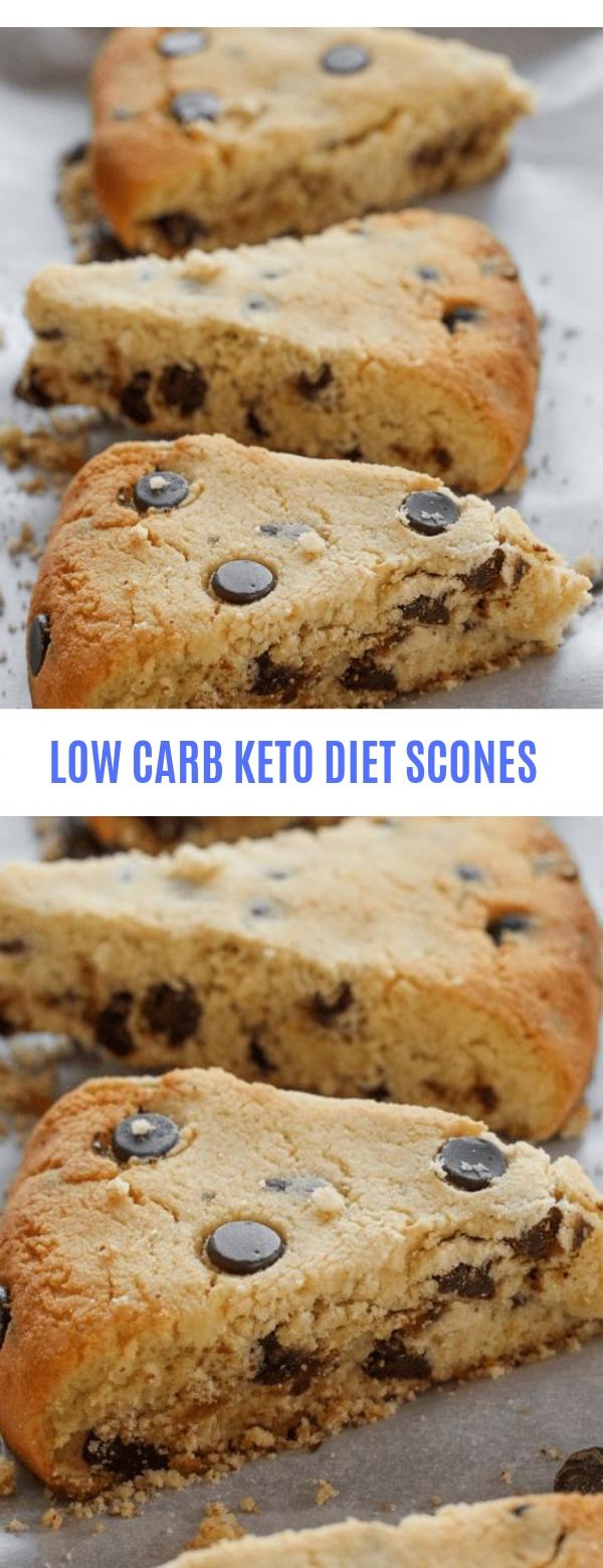 LOW CARB KETO DIET SCONES