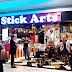 Cafe Stick Arts NU Sentral Menghasilkan Gelato, Yogurt Dan Sorbet Sendiri