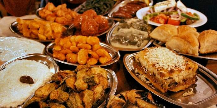 Storia della gastronomia in Grecia