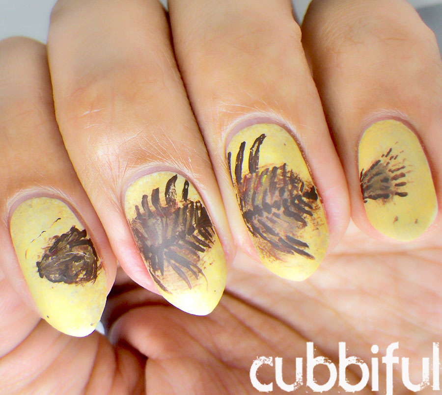 Fossil Nails
