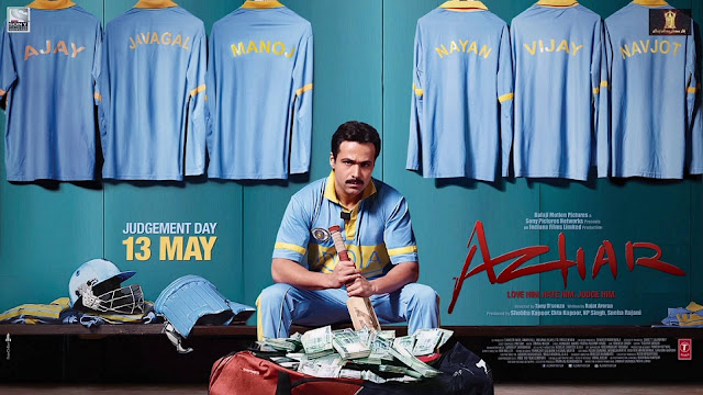 Check Out The Motion Poster Of 'Azhar'