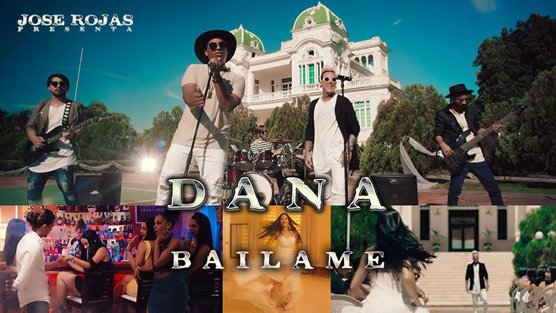 DANA - ¨Báilame¨ - Videoclip - Dirección: Jose Rojas. Portal del Vídeo Clip Cubano