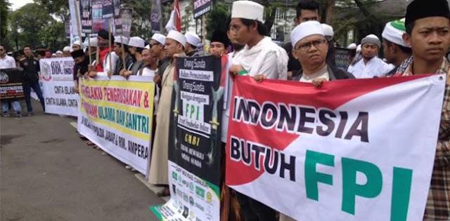 Mungkinkah FPI Bernasib seperti Ikhwanul Muslimin di Mesir?