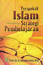 BUKU PERPSPEKTIF ISLAM TENTANG STRATEGI PEMBELAJARAN